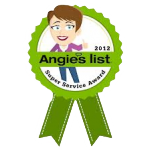 Angie's List Recommended Siding Contractor