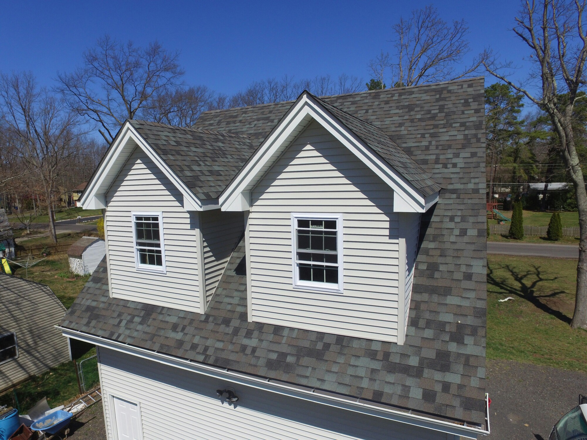 Good Owens Corning TruDefinition Duration Roofing System With Storm Cloud  Designer Shingles By Duane Mainardi Builders,