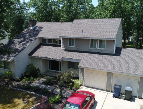 Gaf Timberline Ultra Hd Roofing System With Charcoal