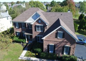 GAF Timberline HD Lifetime Roofing System With Barkwood Shingles