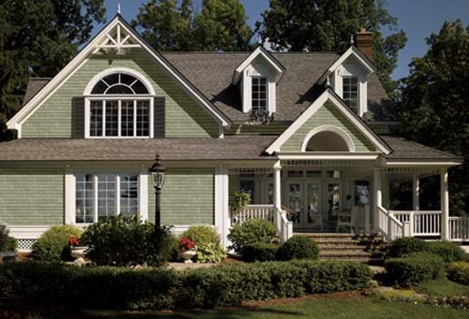 Triple 5 Quot Straight Edge Perfection Shingles South Jersey