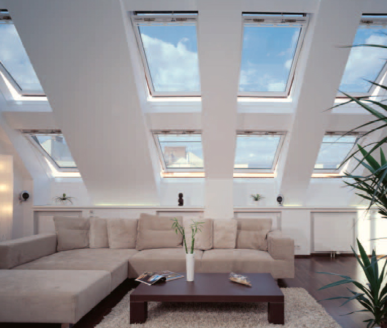 Skylights Background | Duane Mainardi Builders