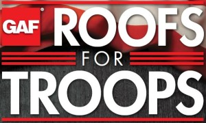 Attention Active Military, Veterans, and Retirees — Learn How You Can Save $250.00 On Your GAF Lifetime Roofing System Today