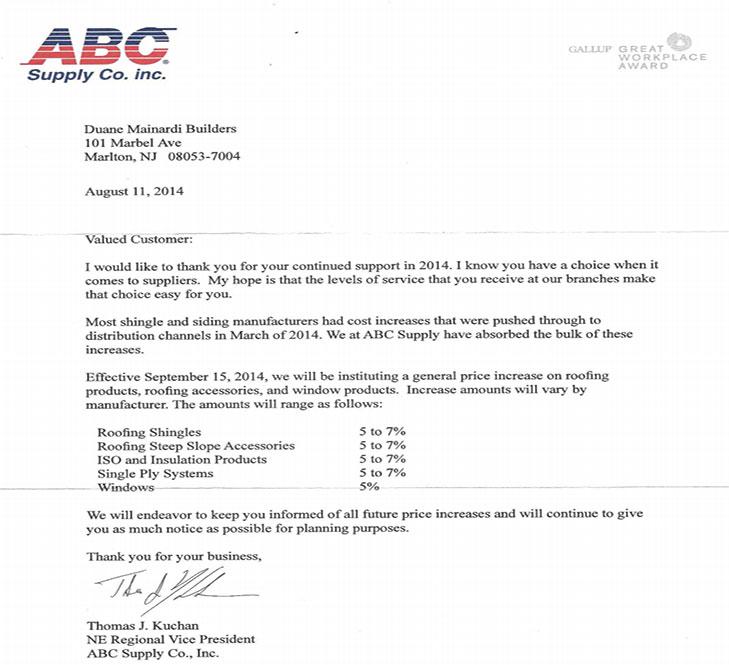 ABCPrice-Increase