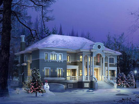 Roof Winterization Image