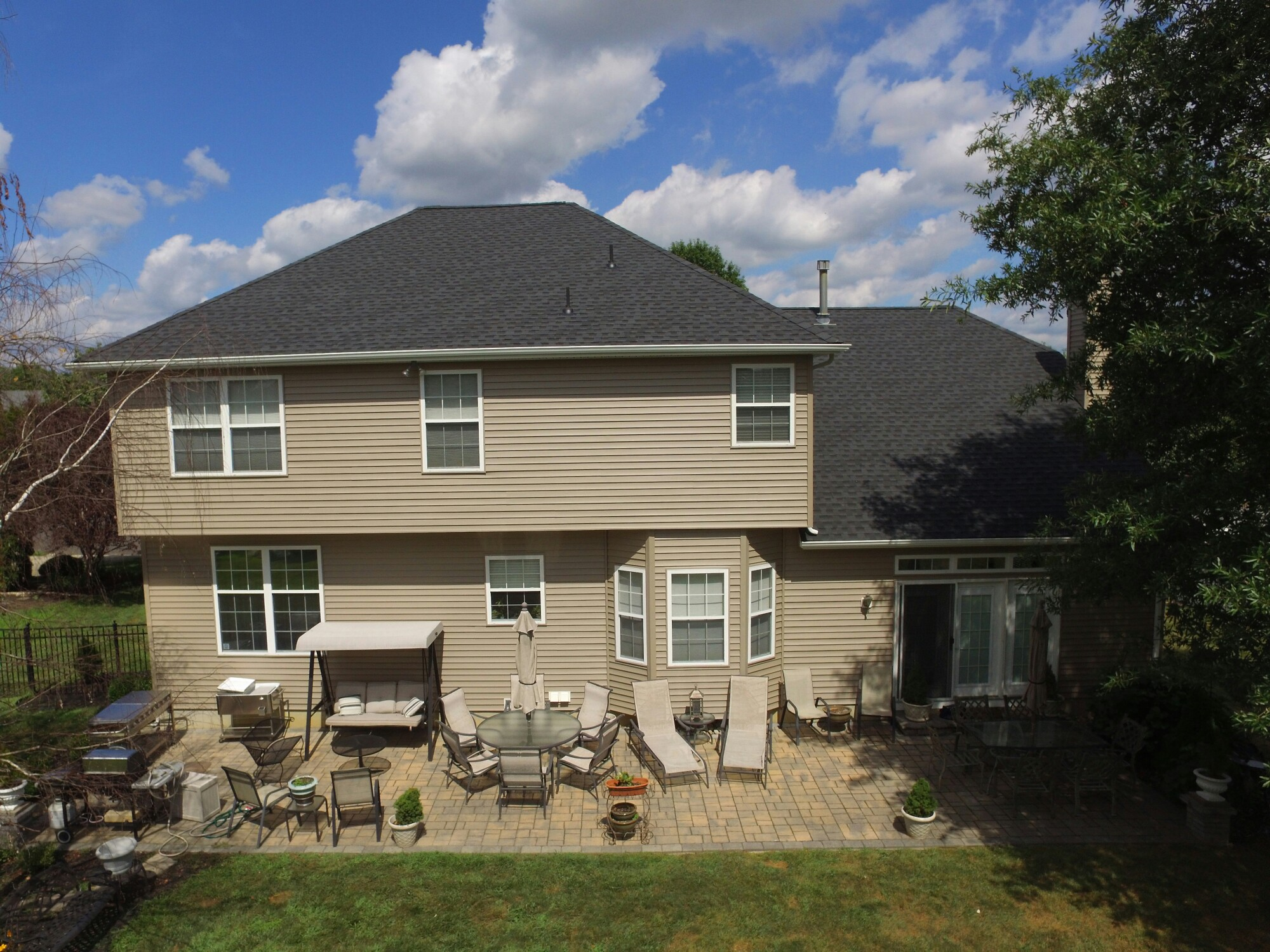Gaf Timberline Hd Lifetime Roofing System With Charcoal