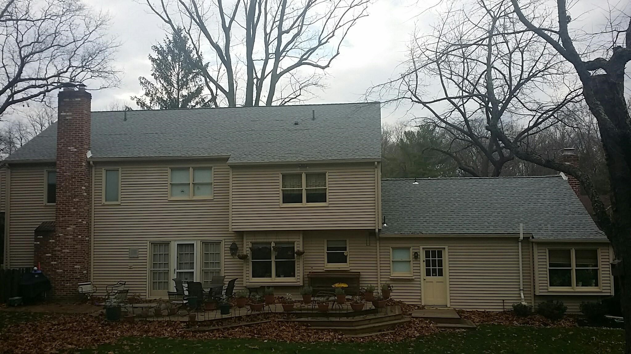 Gaf Timberline Hd Lifetime Roofing System With Fox Hollow
