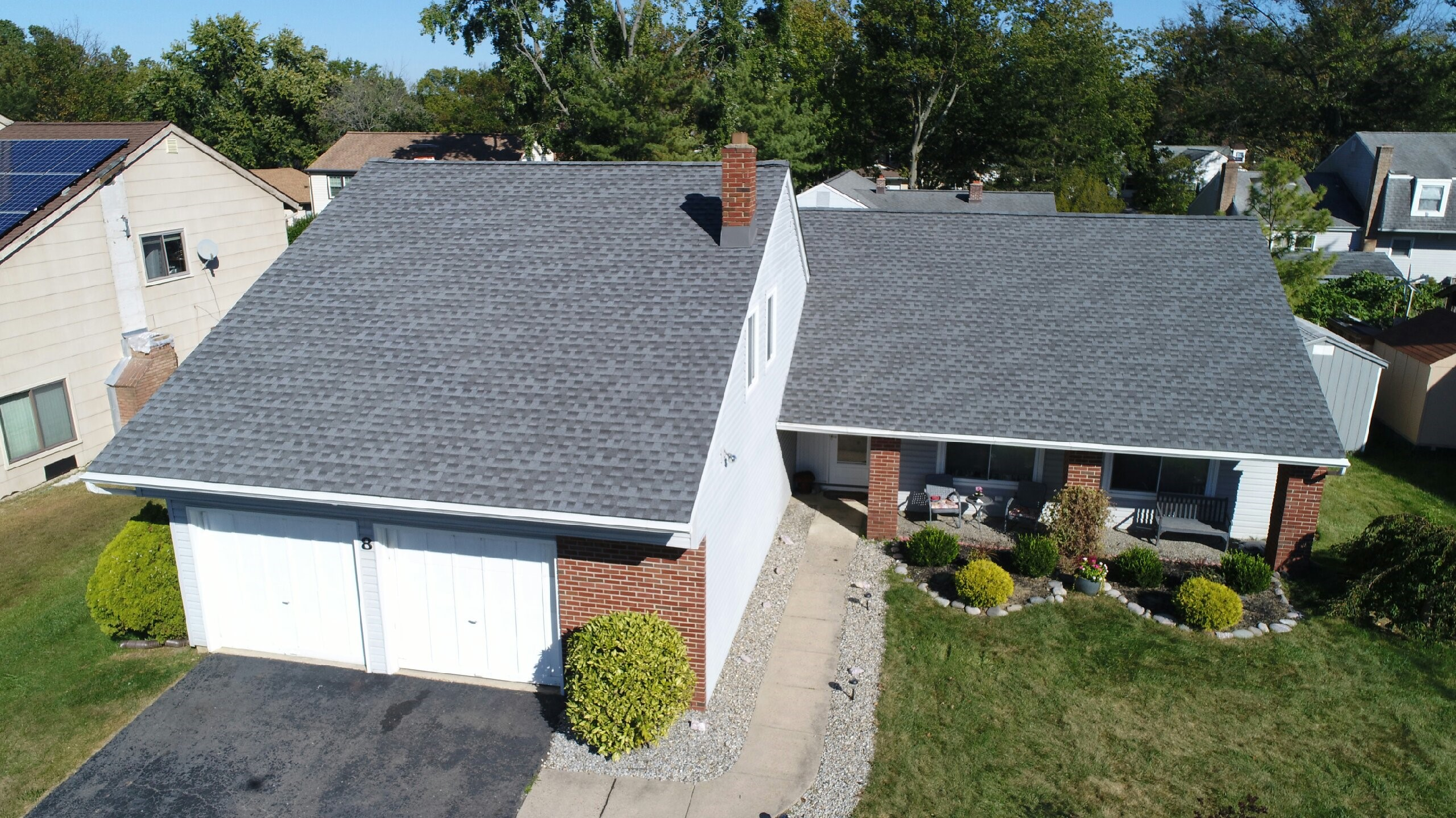 Pewter Gray Shingles Archives South Jersey Roofing