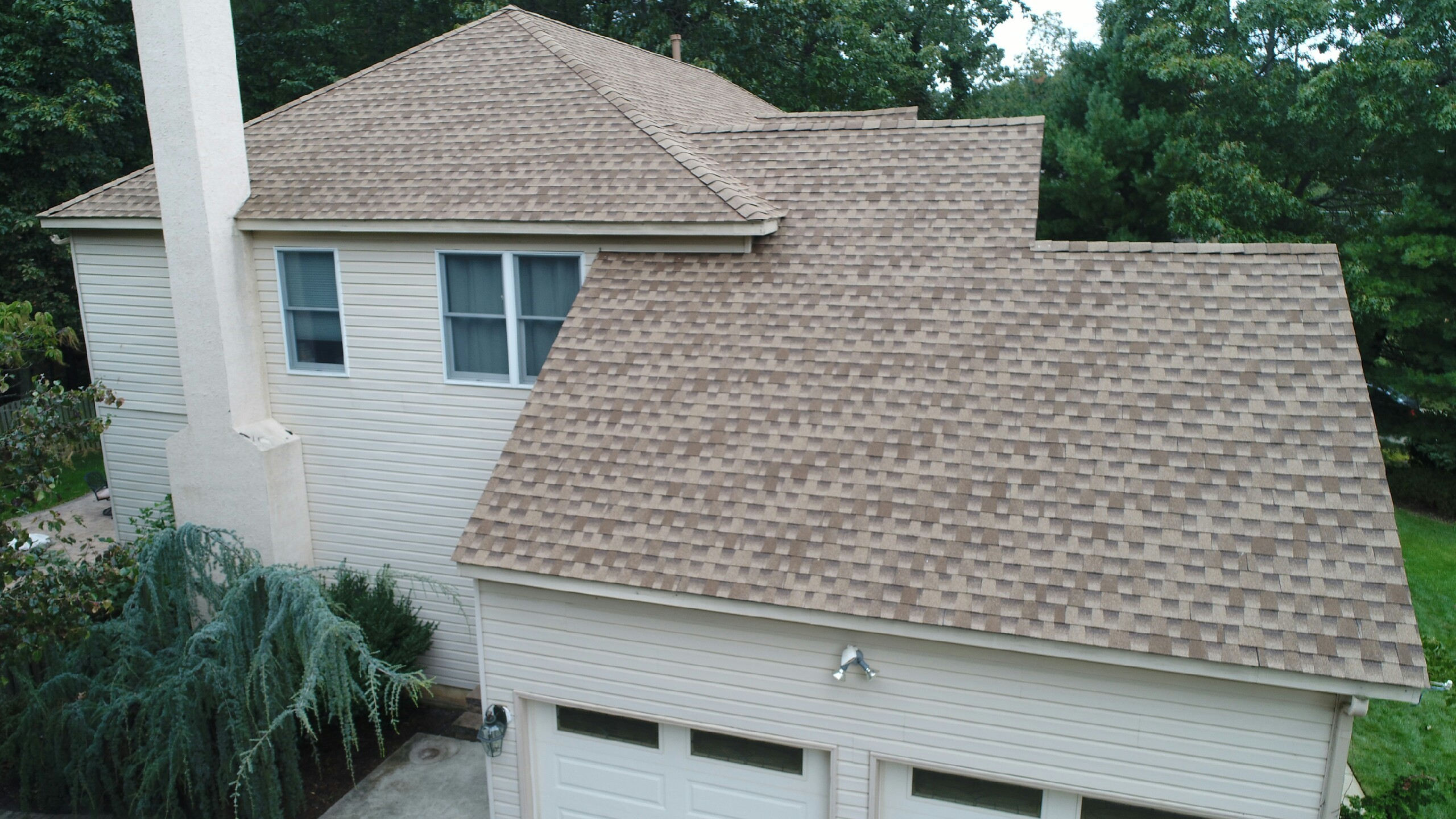 Gaf Timberline Hd Lifetime Roofing System With Shakewood